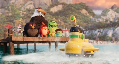 Angry Birds 2: La Película Latino