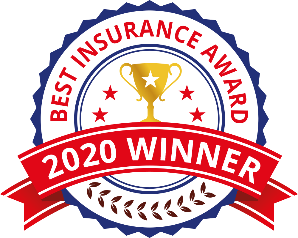 2020 winner of the best insurance in Maryland award