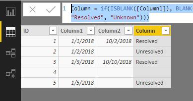 Conditional-Column