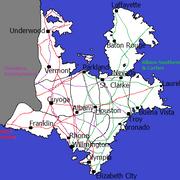 Ibica Major Railroads