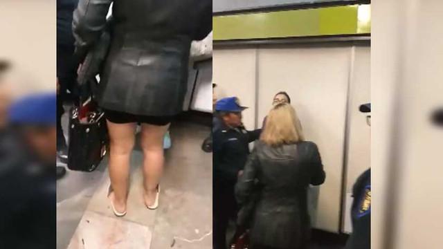 Lady-chanclas-video