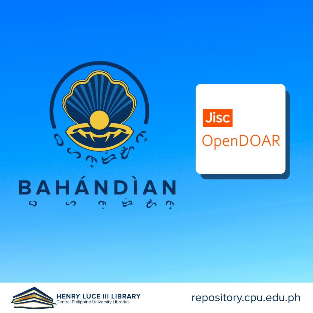 Bahandian now in OpenDOAR