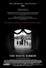 თეთრი ბაფთა THE WHITE RIBBON