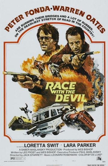 Wyścig z diabłem / Race with the Devil (1975) PL.BRRip.XviD-GR4PE | Lektor PL