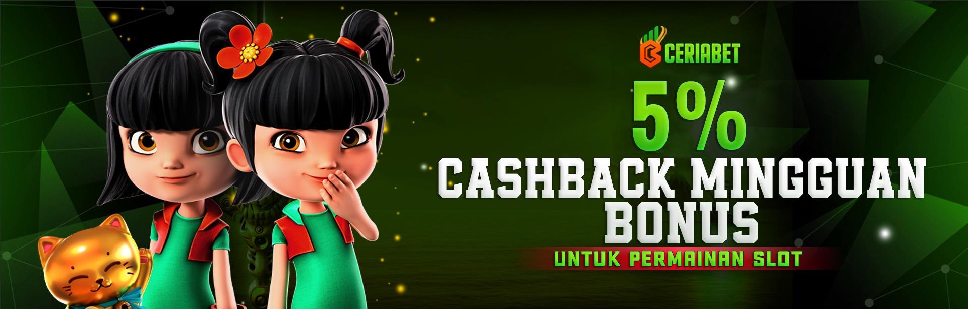 Bonus-Cashback-Slot