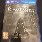 P: hru na PS4: Bloodborne