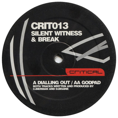 Download Silent Witness & Break - Dialling Out / Godpad mp3