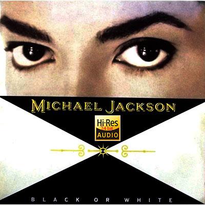 Michael Jackson - Black Or White (12 Inch) (1991) FLAC  [24bit-HI-RES]