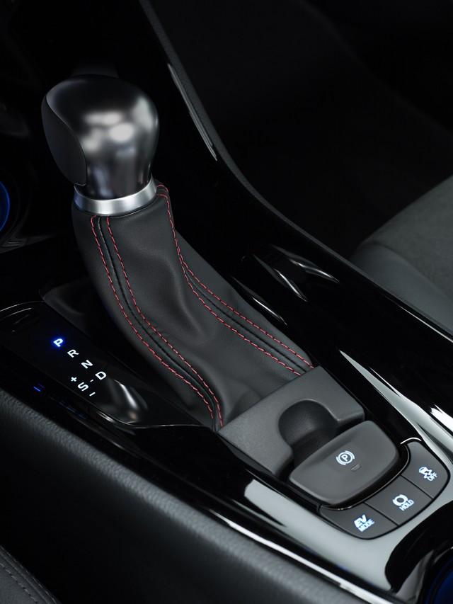 Toyota C-HR « GR SPORT » : encore plus dynamique et plus exclusif  Chrint15-2