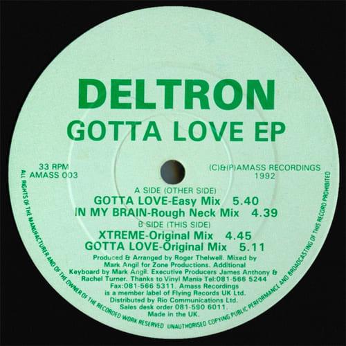 Download Deltron - Gotta Love EP mp3