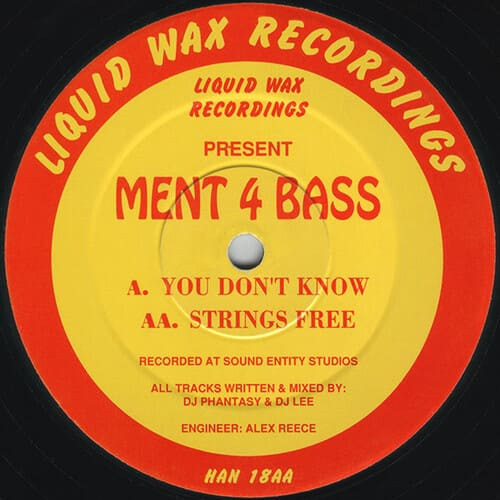 Download Ment 4 Bass - You Don't Know / Strings Free mp3