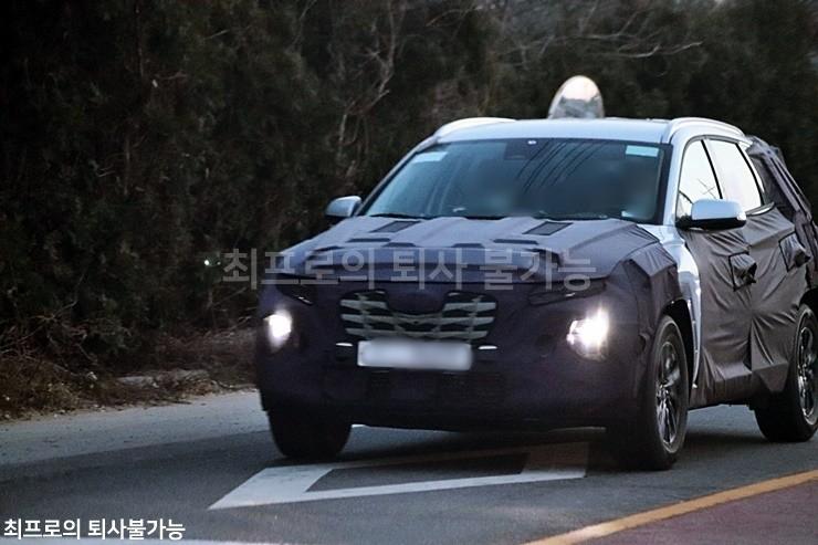 2021 Hyundai Tucson 38