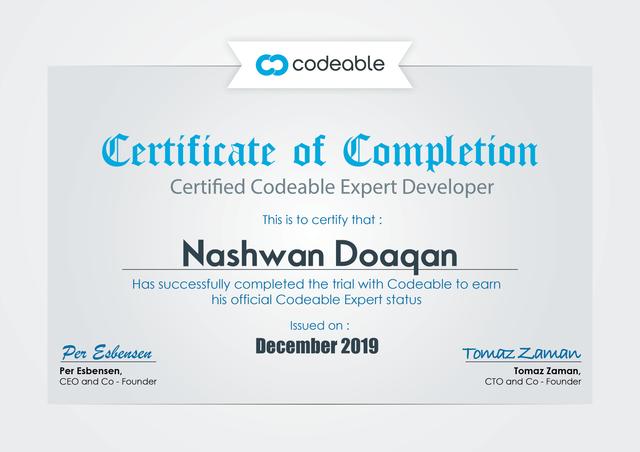 Nashwan Codeable Certificate
