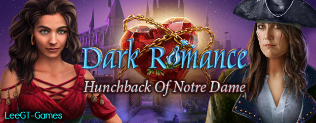 Dark Romance 10: Hunchback of Notre Dame [Beta Version]