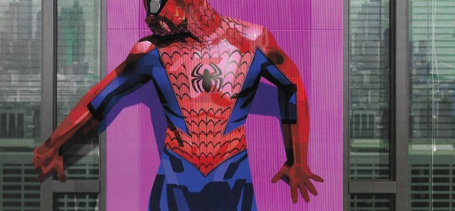 Spider Man Into The Spider Verse Concept Art Features New Takes On