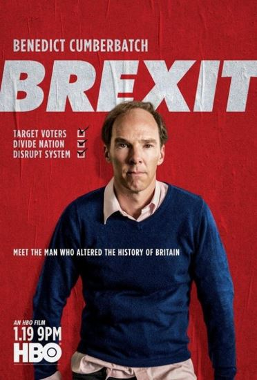 Brexit: The Uncivil War (2019)  PL.AMZN.WEB-DL.XviD-GR4PE / Lektor PL