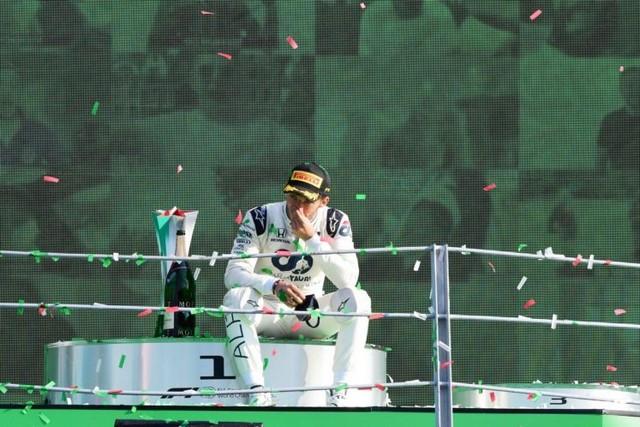 F1 GP d'Italie 2020 : Victoire Pierre Gasly (Alpha Tauri) Italian-grand-prix-2020-victory-gallery