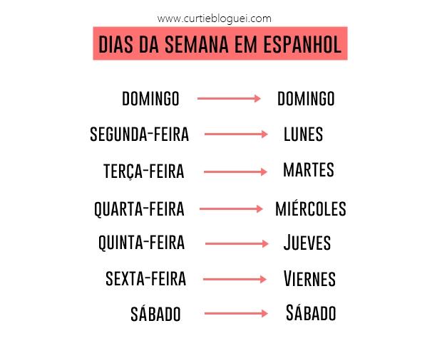 dias-da-semana-em-espanhol