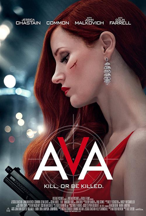 Ava | 2020 | m720p - m1080p | BluRay | Türkçe Altyazılı | Tek Link