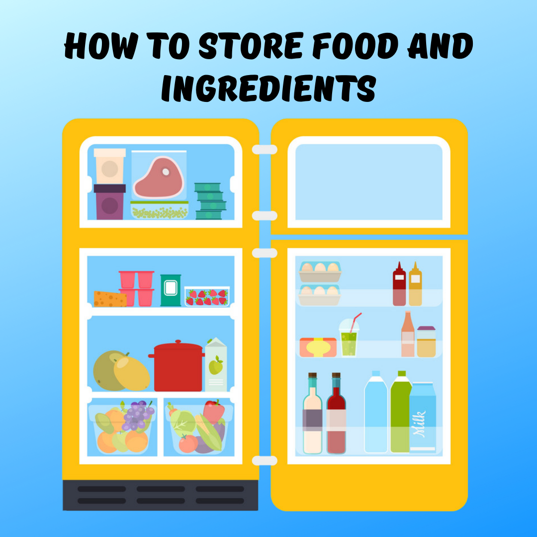 How-To-Store-Food-and-Ingredients