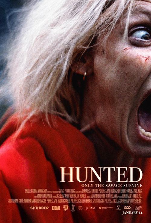 Hunted | 2021 | m720p - m1080p | BluRay | Türkçe Altyazılı | Tek Link