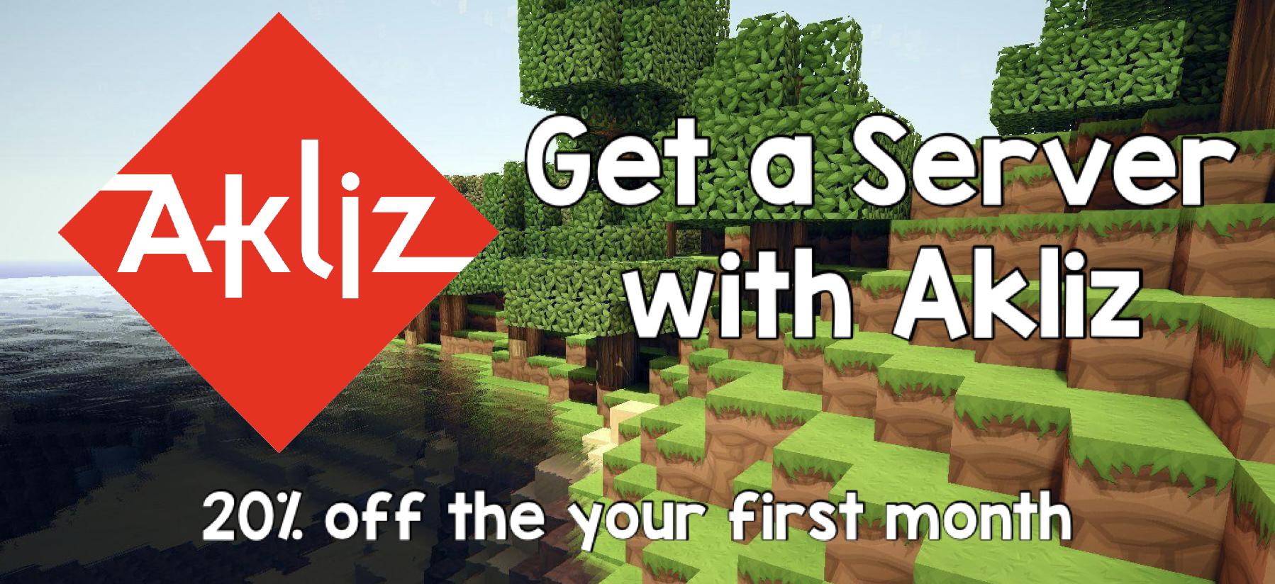 Get a Server with Akliz