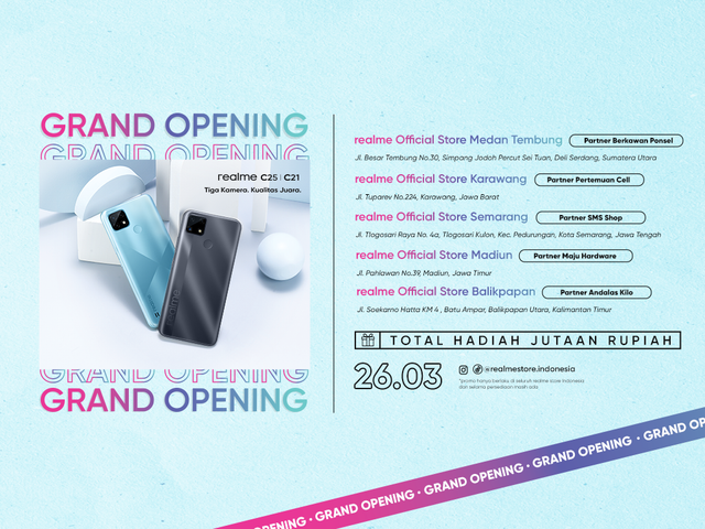 Grand-Opening-realme-Official-Store