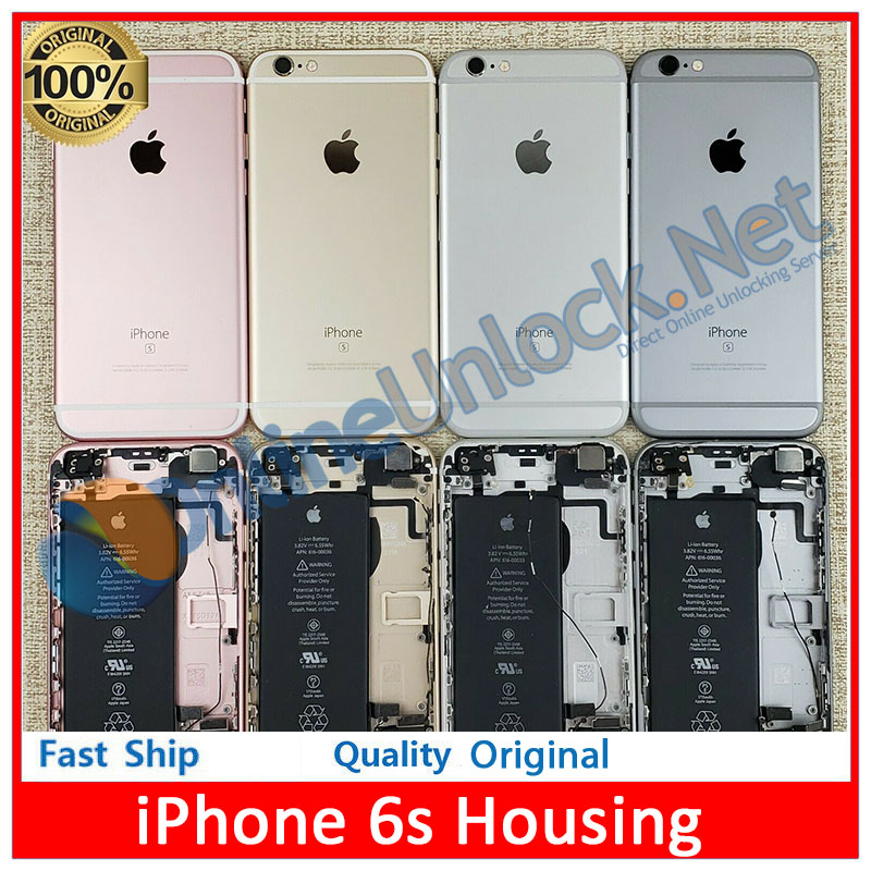 iPhone 6S Original Housing Replacement (Price BHD 11.000)