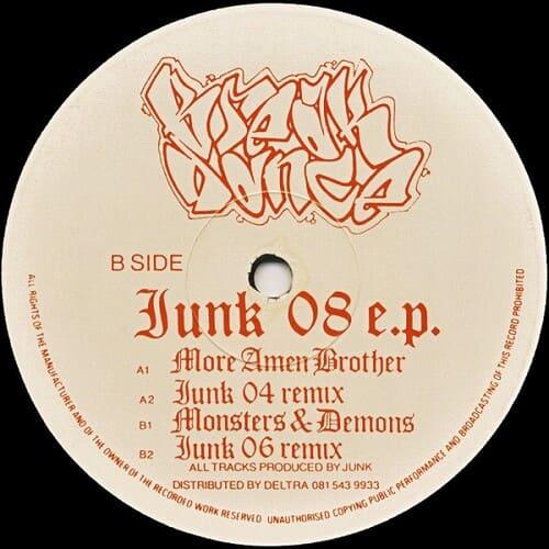 Download DJ Junk - Junk 08 E.P. mp3
