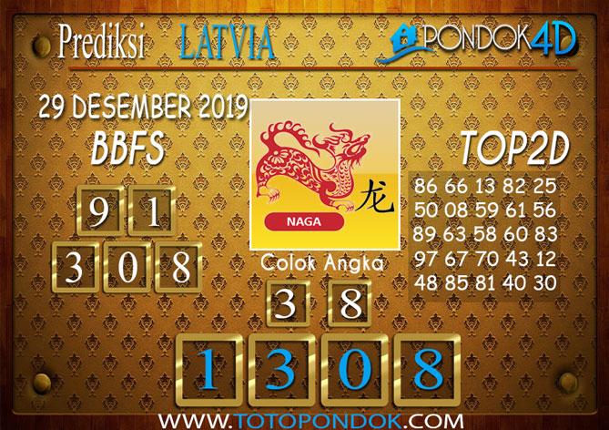 Prediksi Togel LATVIA POOLS PONDOK4D 29 DESEMBER 2019