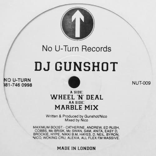 Download DJ Gunshot - Wheel 'N' Deal / Marble Mix mp3
