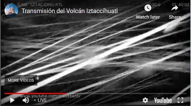 Iztac Cihuatl beams Iz453