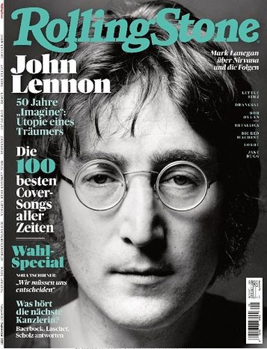 Cover: Rolling Stone Magazin No 09 September 2021