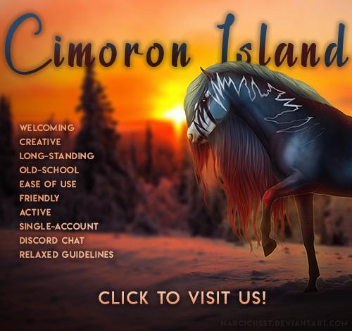 Cimoron Island - fantasy equine/wolf rpg Clad2