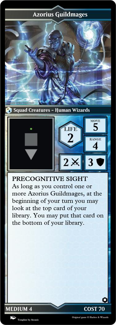 Azorius-Guildmages