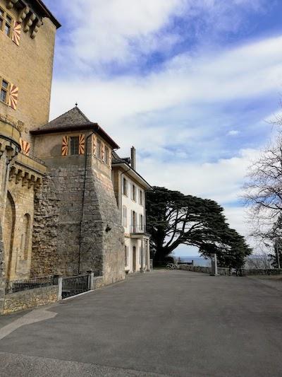 castle entry