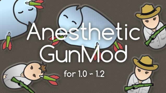 Anesthetic Gun [1.1, 1.2]
