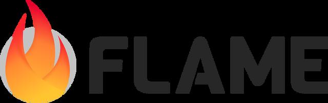 Flame game engine logo