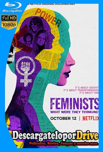 Feministas: ¿Qué Estaban Pensando? [Documental](2018)[1080p] [Latino] [1 Link] [GDrive] [MEGA]
