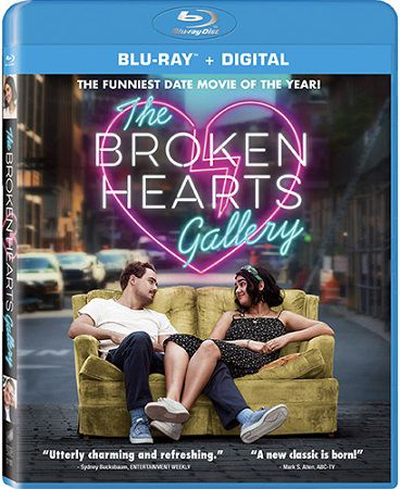 The Broken Hearts Gallery (2020) .mkv FullHD 1080p AC3 iTA ENG HEVC x265 - DDN