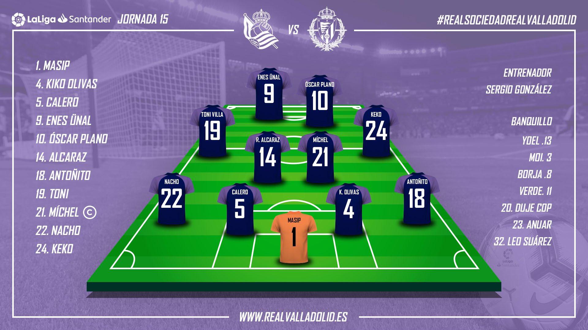Real Sociedad - Real Valladolid. Domingo 9 de Diciembre. 18:30 IMG-20181209-172628