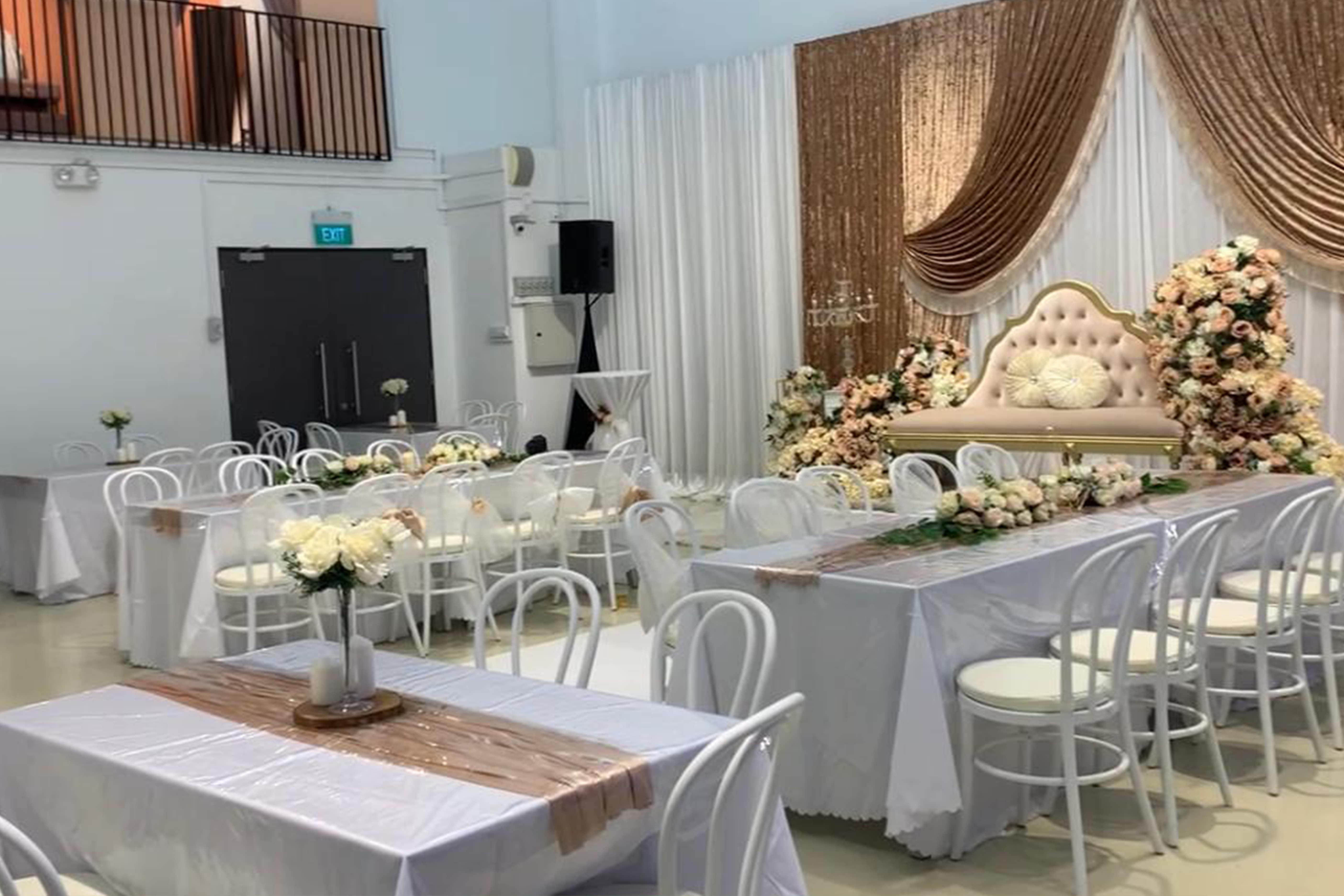 venue for malay wedding