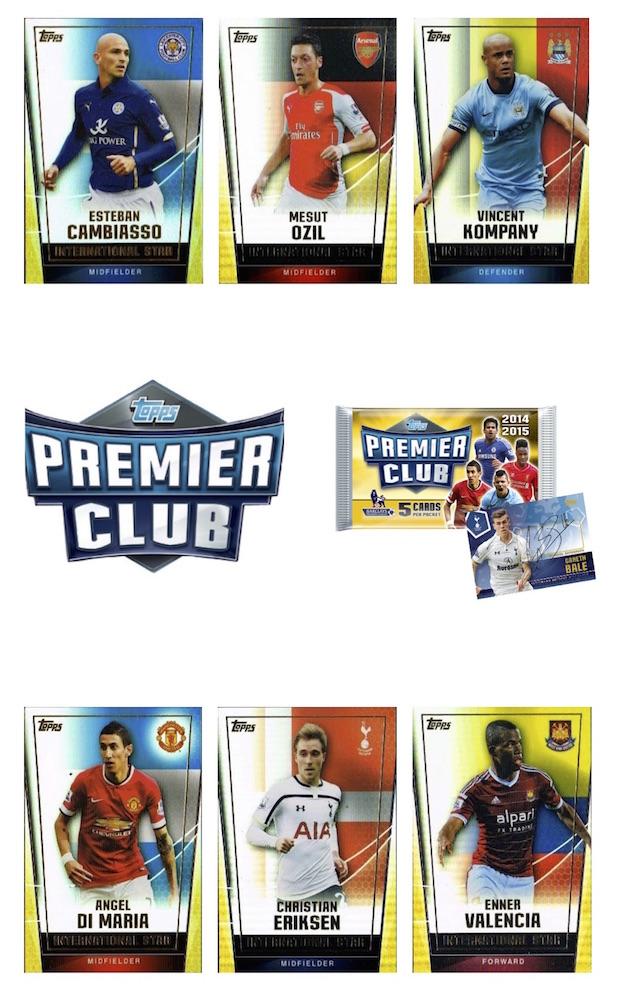 liverpool-sunderland 57-112 TOPPS premier club 2015 trading cards cartes de base.