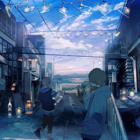 [Album] Eve x Sou – Ao