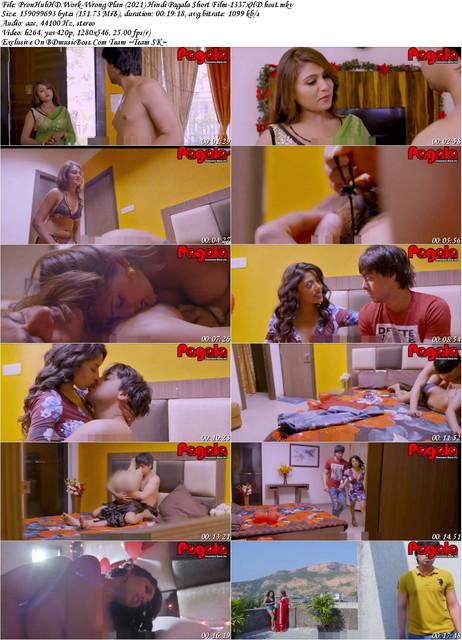Pron-Hub-HD-Work-Wrong-Plan-2021-Hindi-Pagala-Short-Film-1337x-HD-host-s