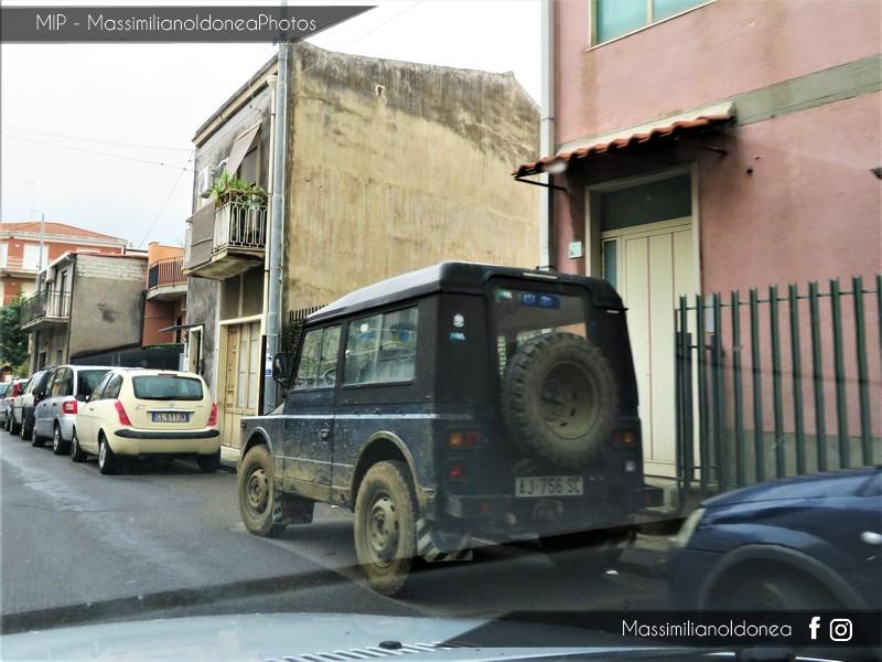 avvistamenti auto storiche - Pagina 3 Fiat-Campagnola-2-0-80cv-AJ756-SC