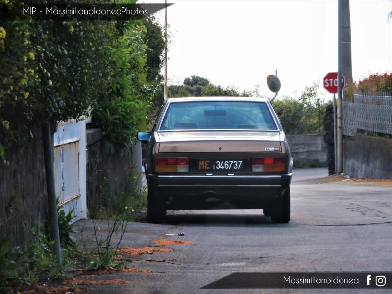 avvistamenti auto storiche - Pagina 16 Alfa-Romeo-Alfetta-2-0-129cv-83-ME346737-2