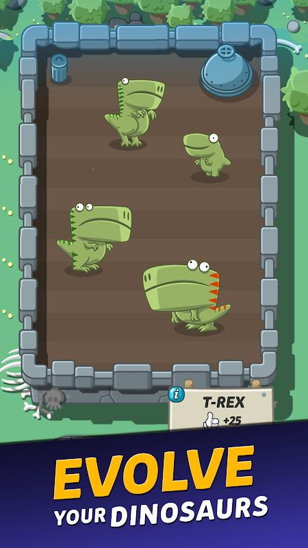 Crazy Dino Park (MOD, Unlimited Diamonds)