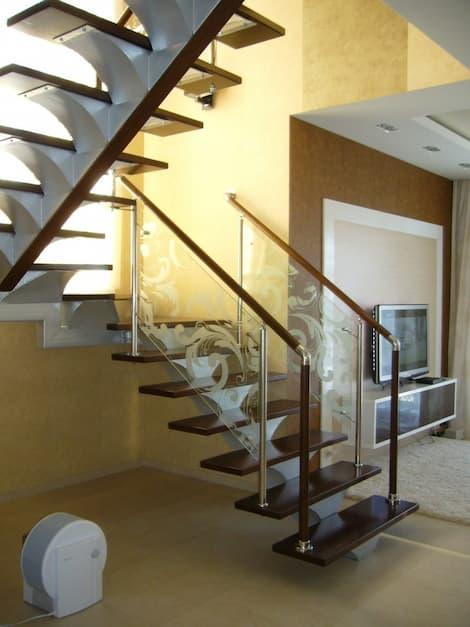 Квартира Stair Case Study House 01