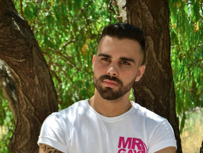candidatos a mr gay pride spain 2019. final: 5 july. 1-11-810x609
